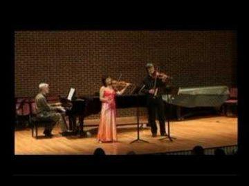 Vivaldi - Concerto for Two Violins in A Minor RV522