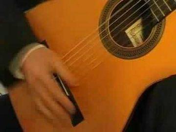 Estudio Brillante (Francisco Tárrega)_21, Classical Guitar Study